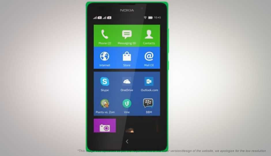 nokia xl mobile price and specification