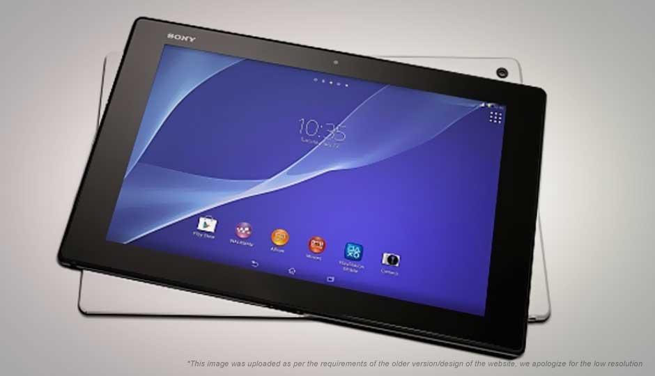 Compare Sony Xperia Z2 Tablet WiFi Vs Apple iPad Pro (12 9