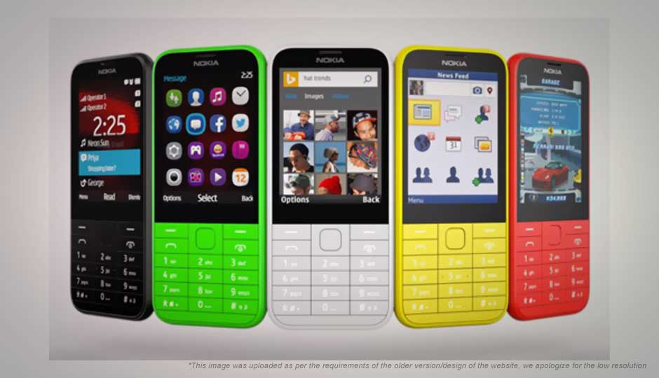 Nokia 225 Dual Sim Price In India Full Specs February
