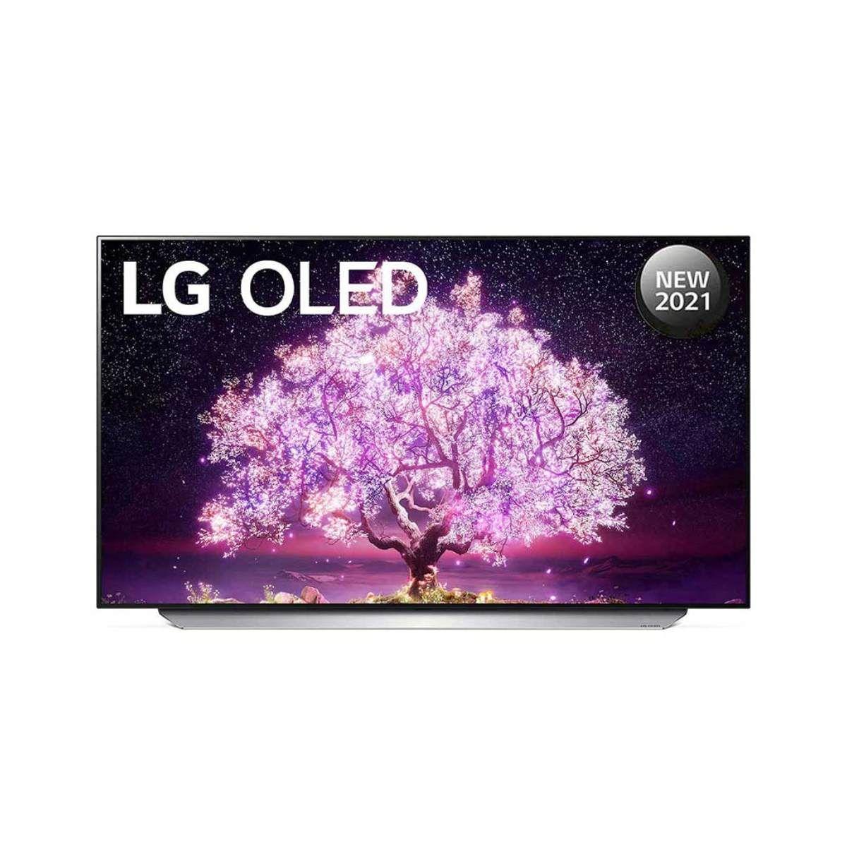 LG C1 55-inch 4K OLED TV
