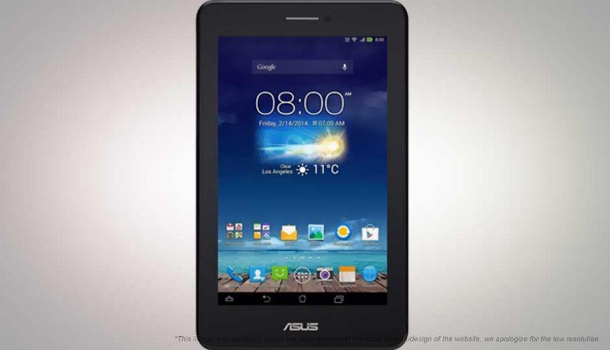 ஏஸஸ் Fonepad 7 Dual SIM