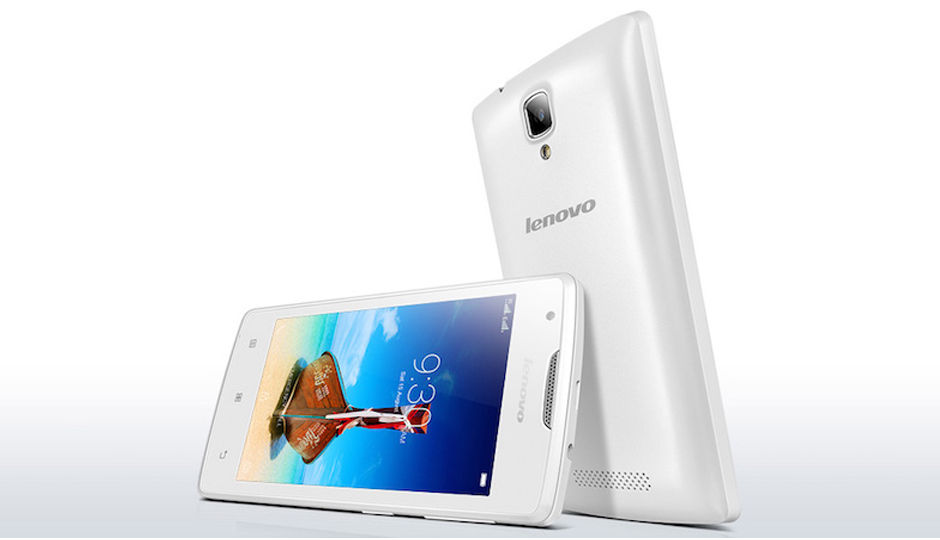 Lenovo A1000 Price In India Full Specs