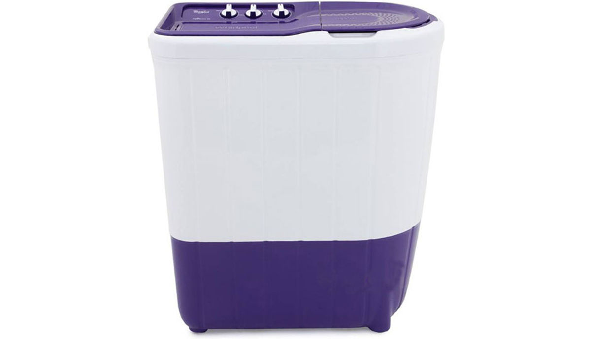 Whirlpool 6  Semi Automatic மேலே Load Washing Machine (Superb Atom 60I)