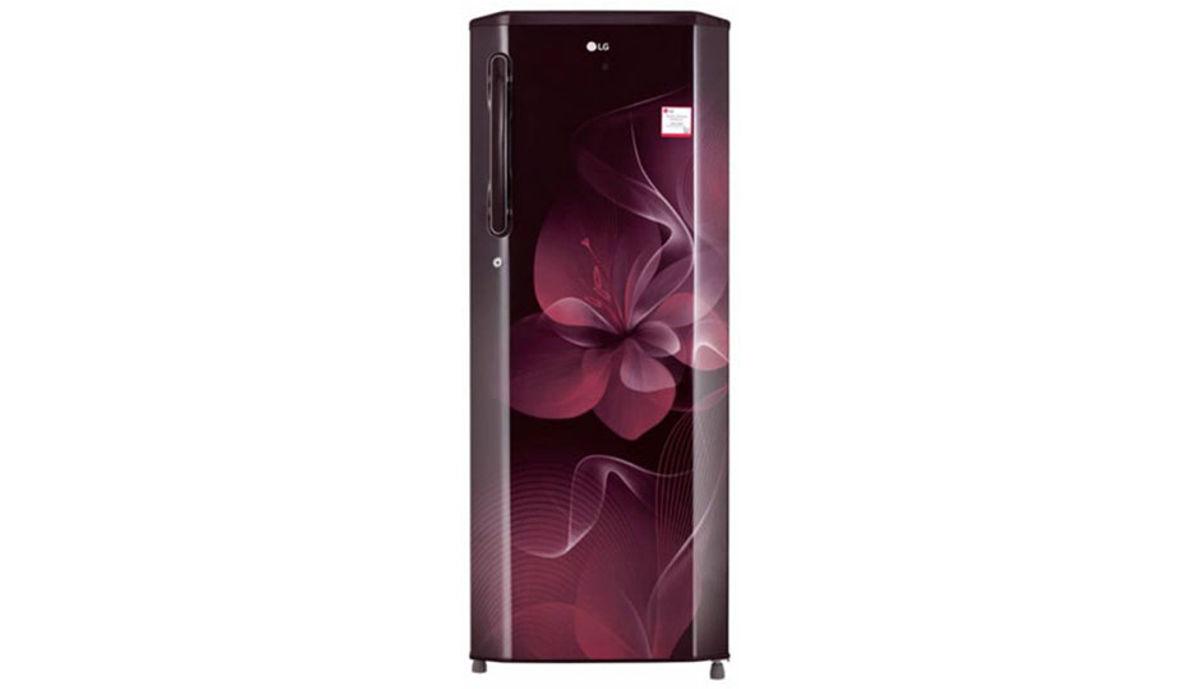 एलजी 270 L Direct Cool Single Door रेफ़्रिजरेटर