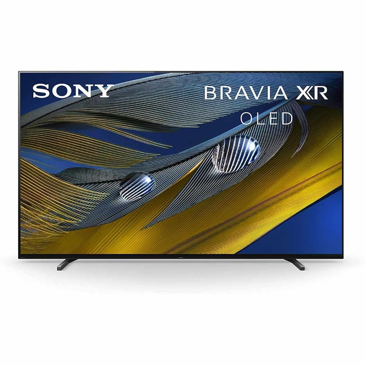 സോണി Bravia A80J 65-Inch OLED 4K ടിവി
