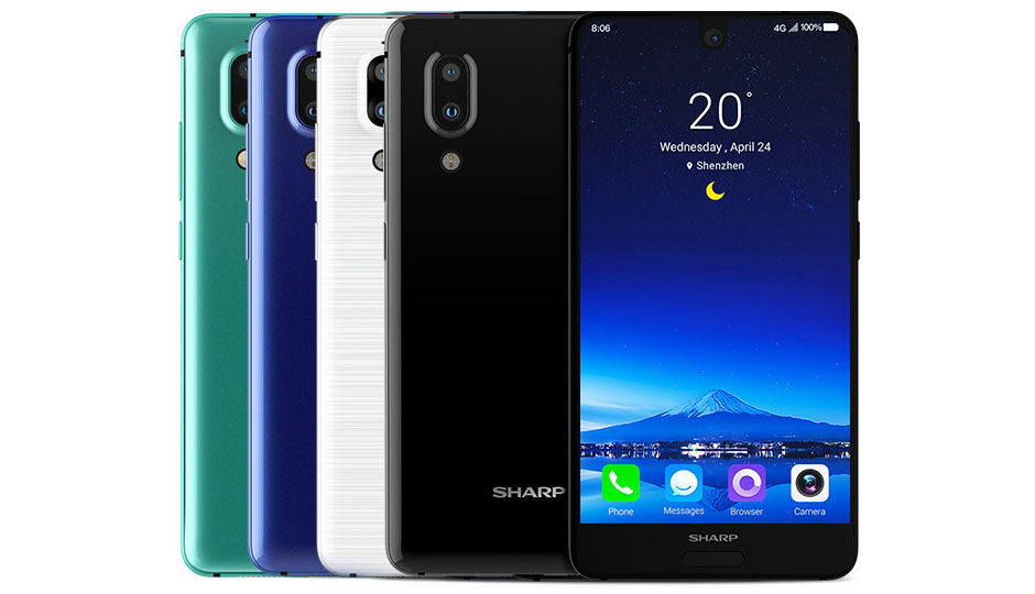 sharp aquos phone. sharp aquos s2 phone o