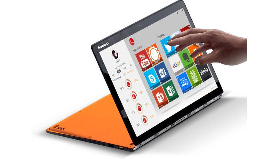 lenovo yoga 3 pro price in india specification features. Black Bedroom Furniture Sets. Home Design Ideas