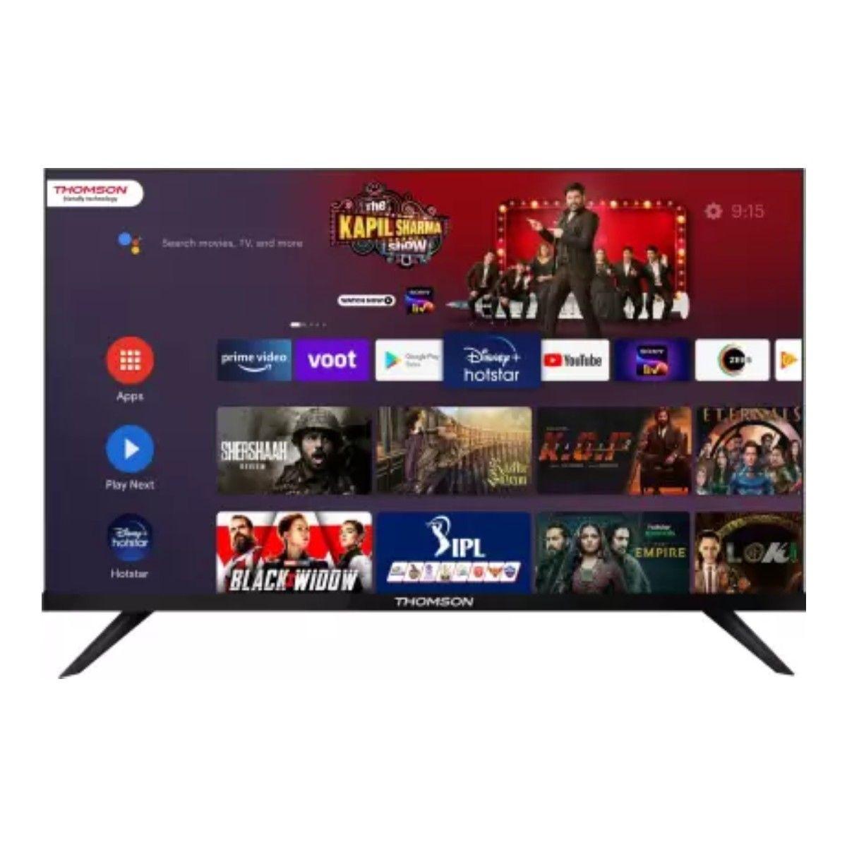 Thomson 9R PRO 43 inch 4K LED TV (43PATH4545BL)