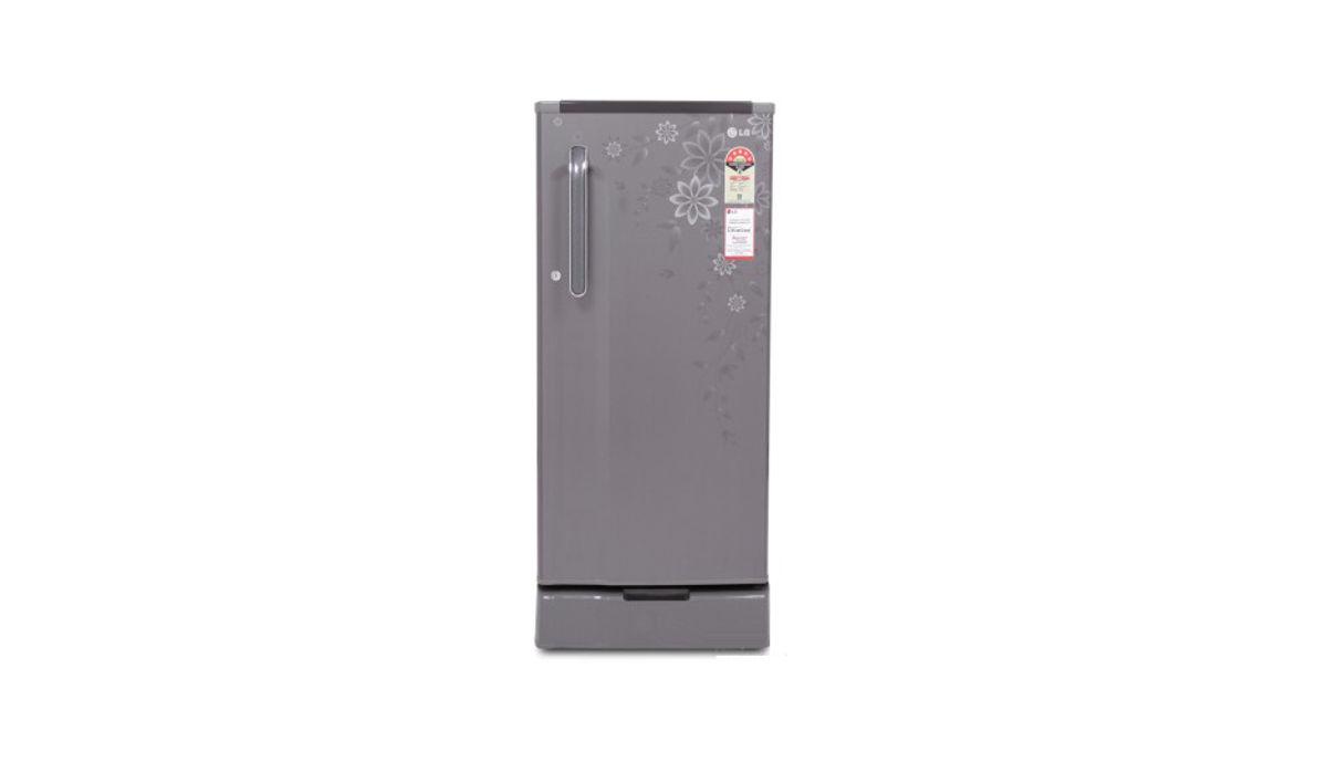 LG GL-205XADE5 190 L Single Door Refrigerator
