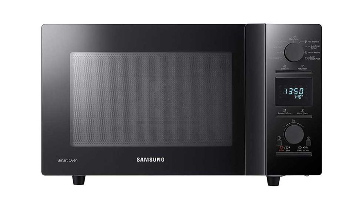 सॅमसंग 32 L Convection Microwave Oven (CE117PC-B2XTL)