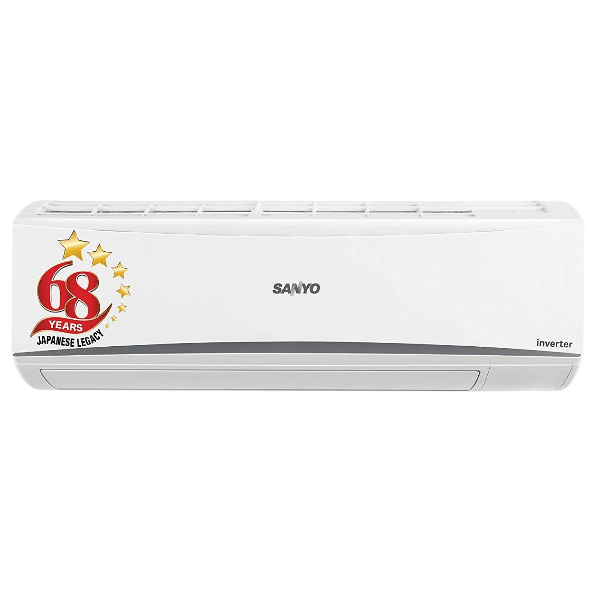 Sanyo 1 Ton 3 Star Inverter Split ಏರ್ ಕಂಡೀಷನರ್ಗಳು (2020,SI/SO-10T3SCIC)