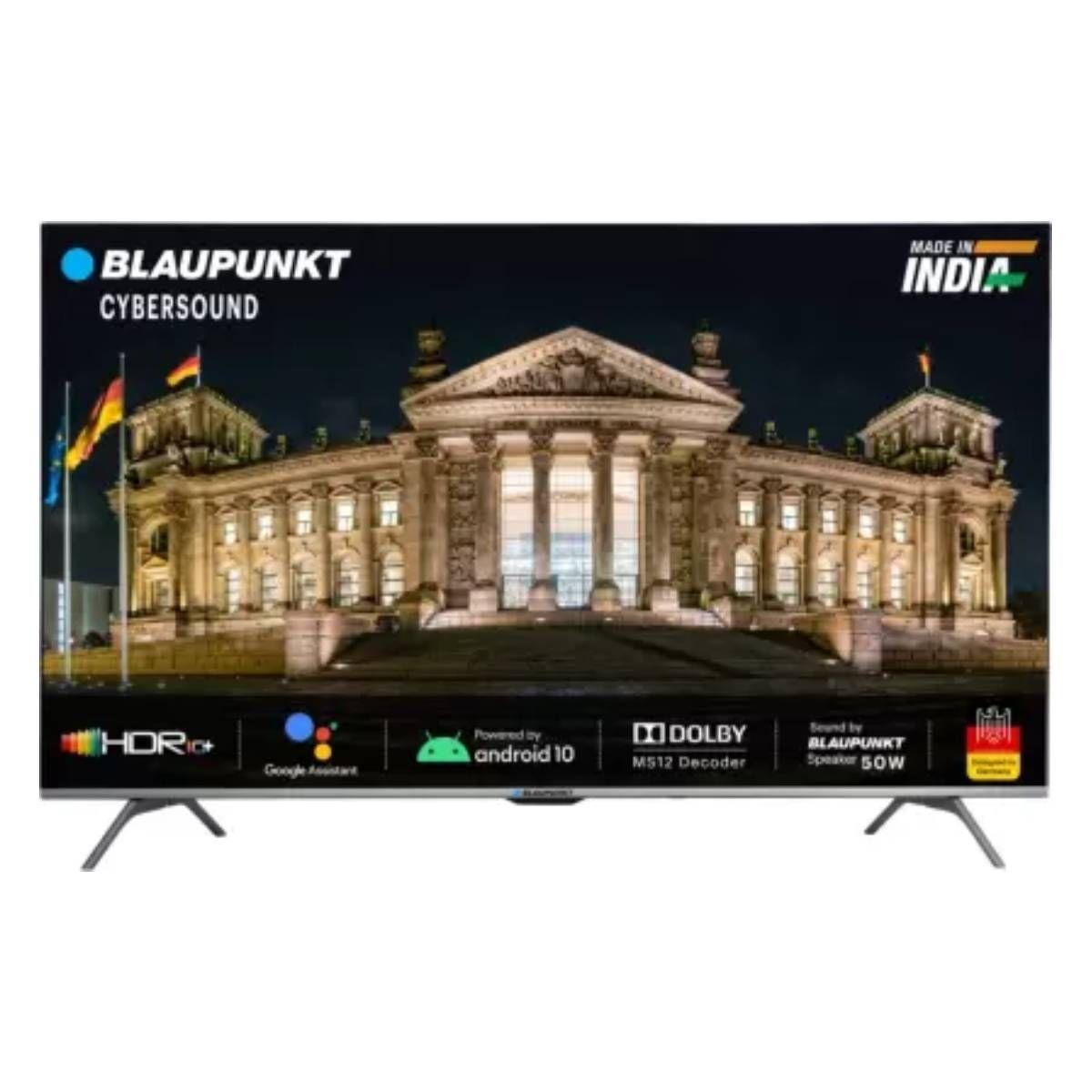 Blaupunkt Cybersound 43 inch 4K LED  TV