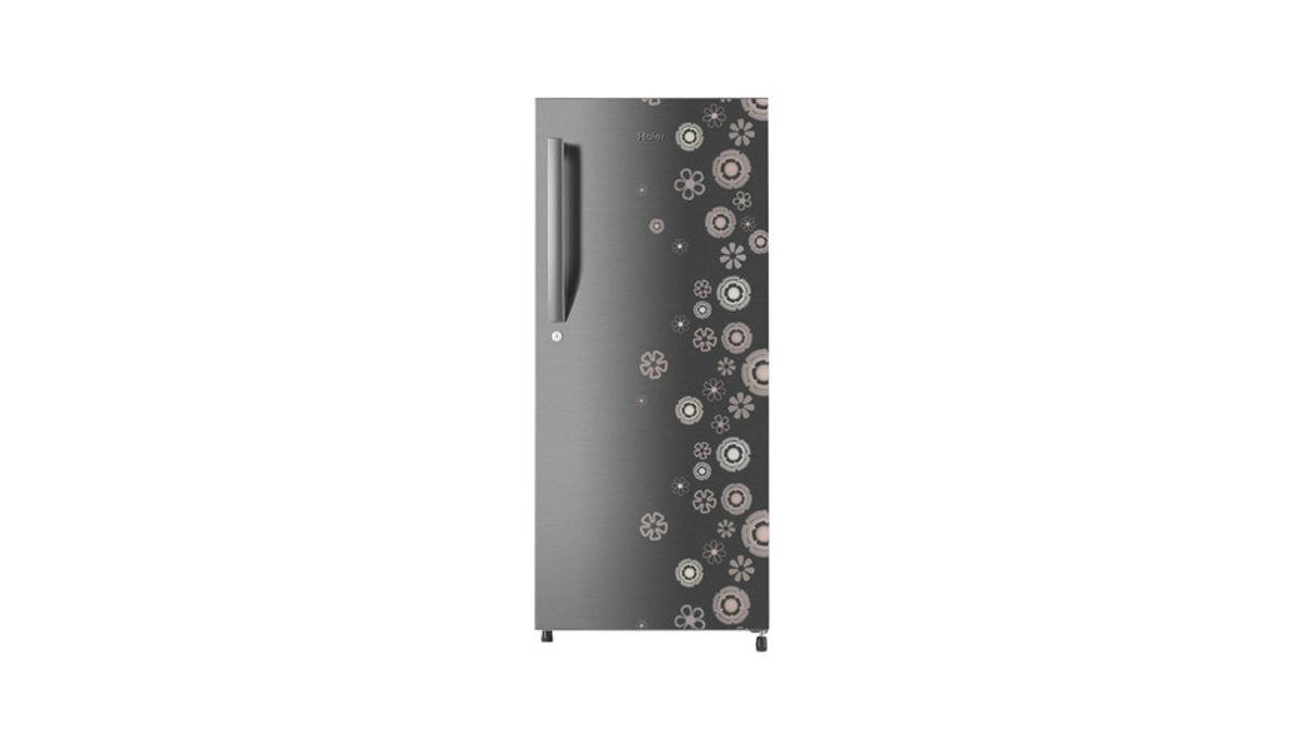 Haier HRD-2405CGC 220 L Single Door Refrigerator