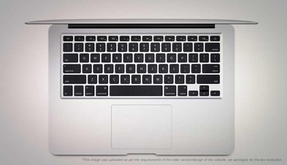 ऍप्पल Macbook Air 11 64 GB