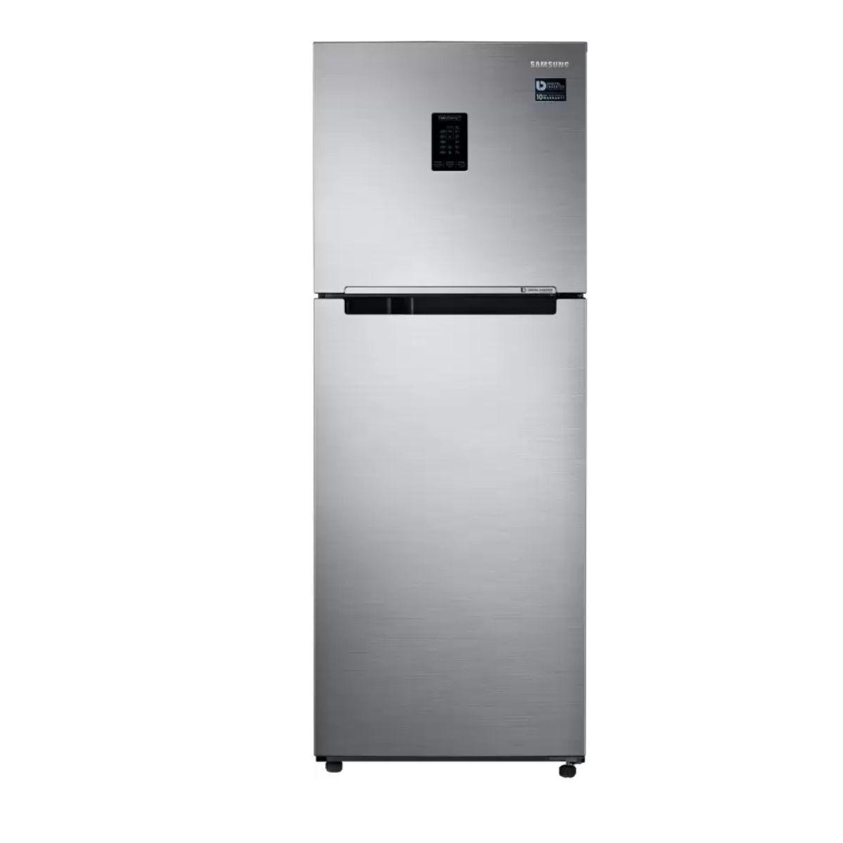 சேம்சங் 253 L Frost Free Double Door 3 Star கன்வெர்ட்டிபிள் Refrigerator (RT28T3743S8/HL)