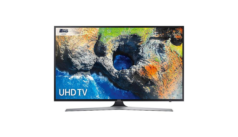 dd8c8dfc2f2c Samsung 43 Inch UA43NU7470UXXL Ultra HD LED Smart TV (Black) Price in India,  Specification, Features | Digit.in