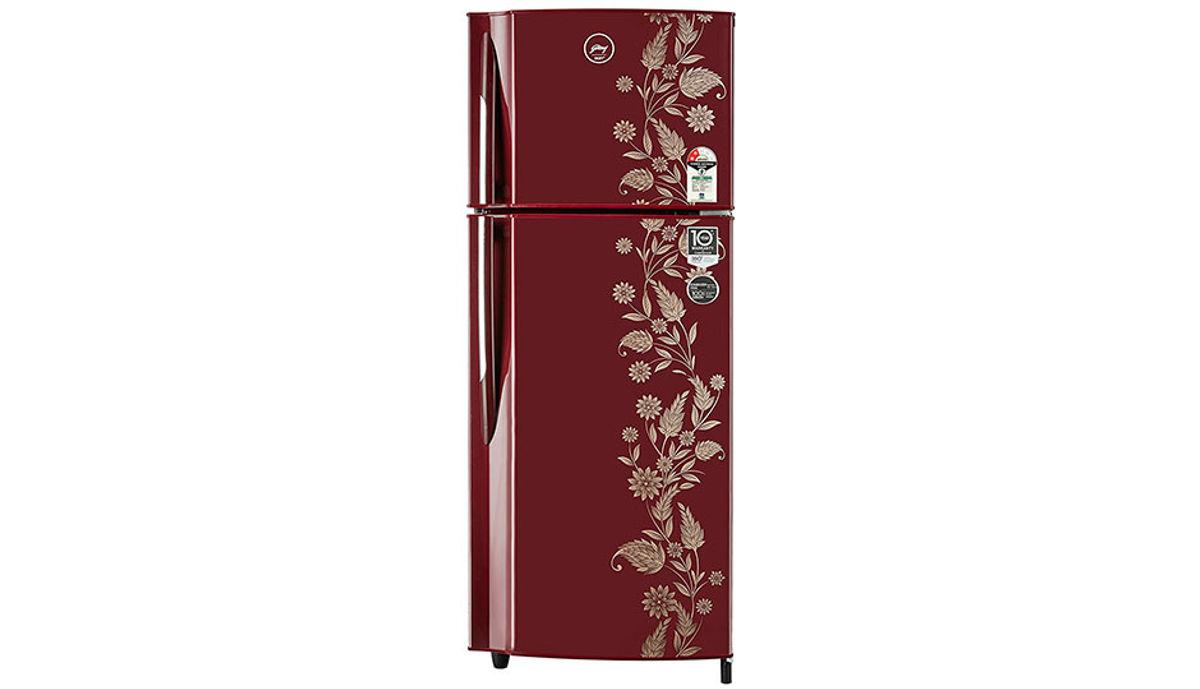 Godrej 236 L 2 Star Frost-free Double Door Refrigerator