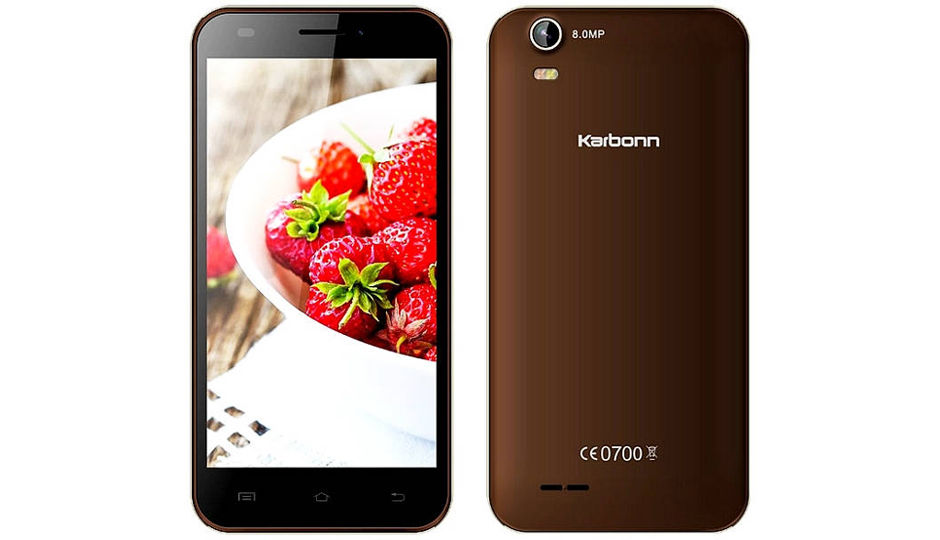 Karbonn Titanium S2 Specification Karbonn Titaniu...