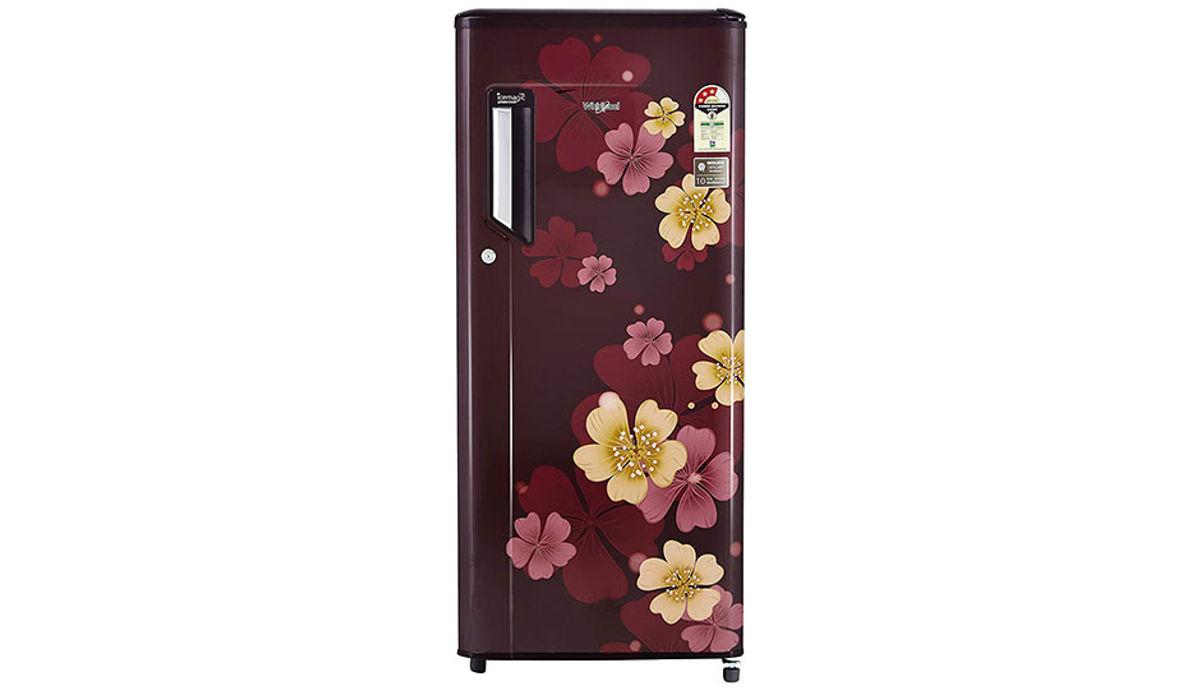 Whirlpool 200L 3 Star Direct Cool Single Door Refrigerator