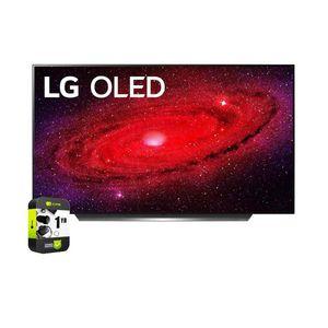 LG CX 48-inch 4K OLED TV