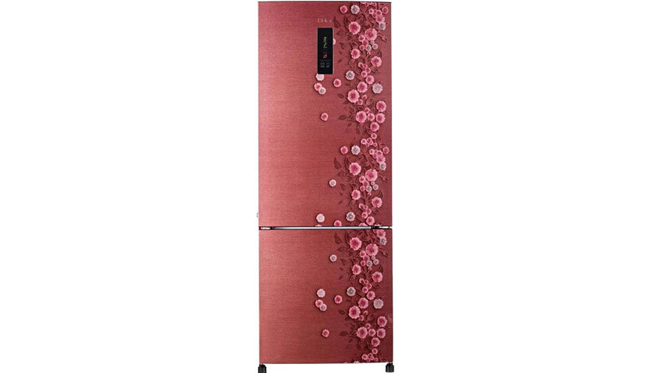 Haier 345 L Frost Free Double Door Refrigerator Price In India