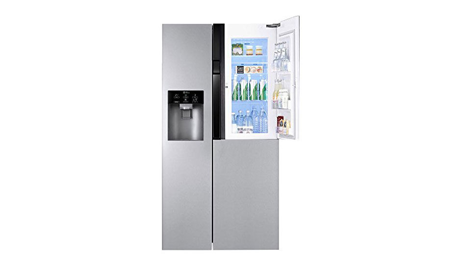 Lg 659 L In Frost Free Multi Door Refrigerator Price In
