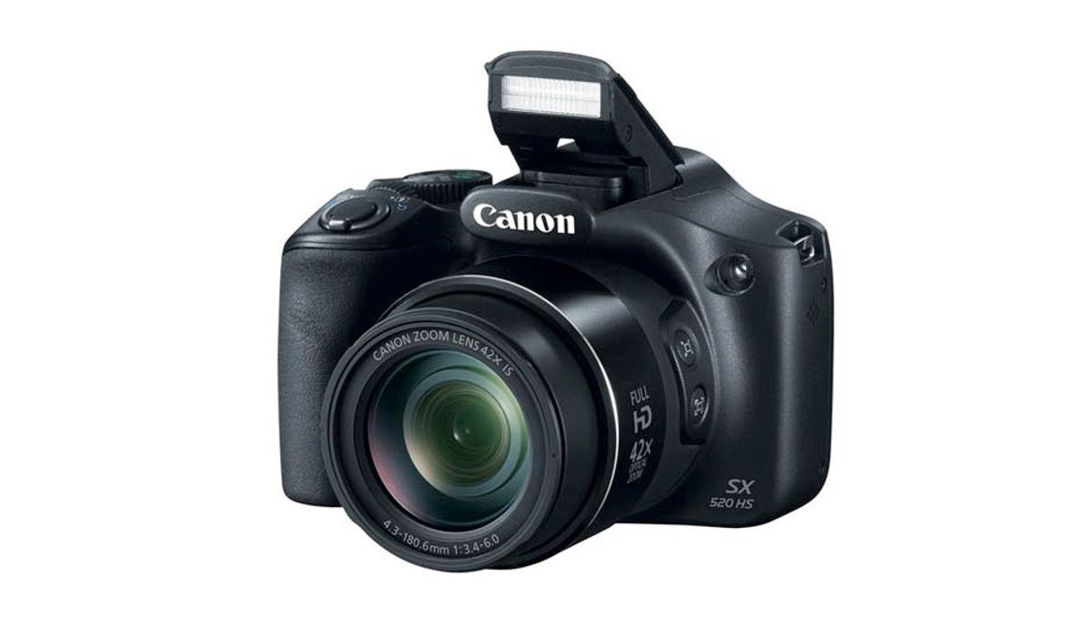 कैनन PowerShot SX520 HS