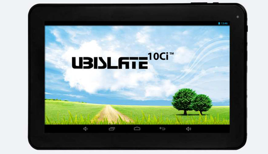 datawind ubislate 10ci price in india specification features rh digit in