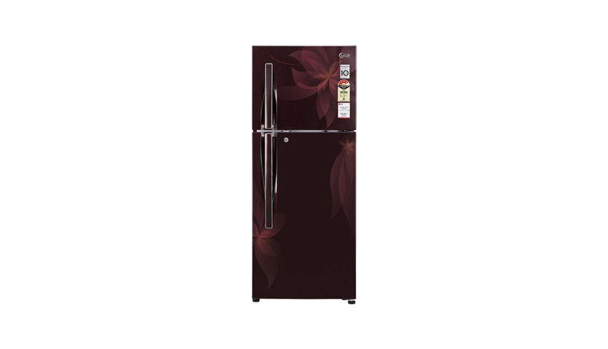 எல்ஜி GL-M322RATL 310 L Double Door Refrigerator