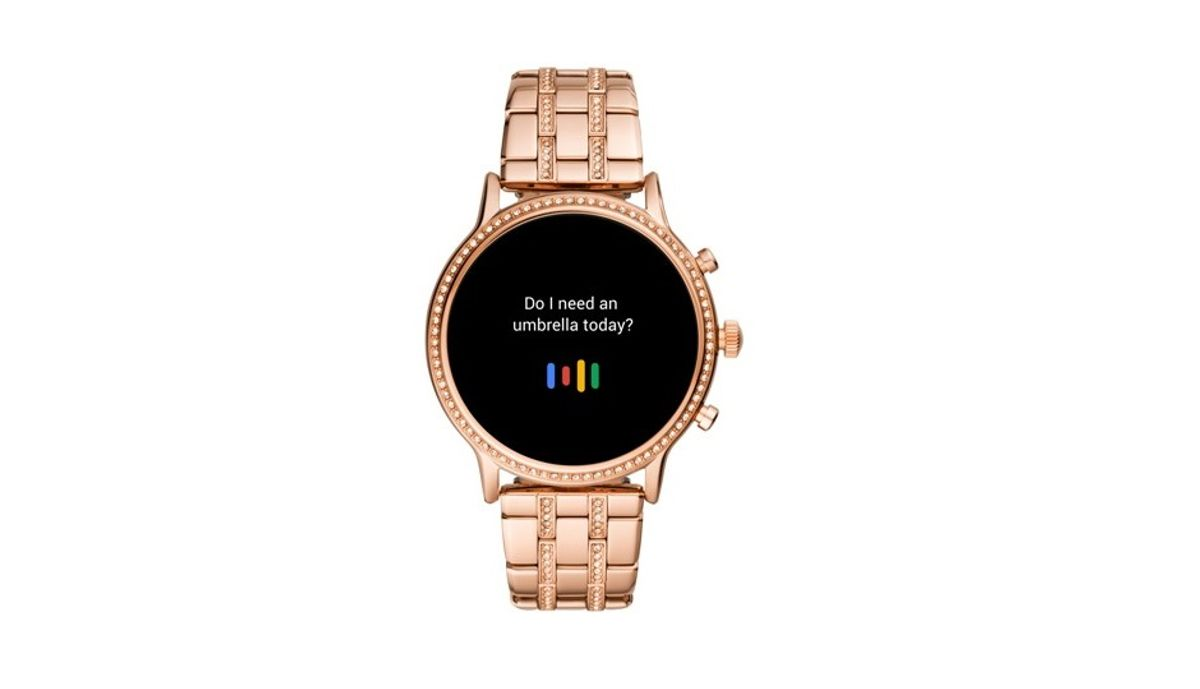 Fossil Gen 5 टचस्क्रीन Smartwatch