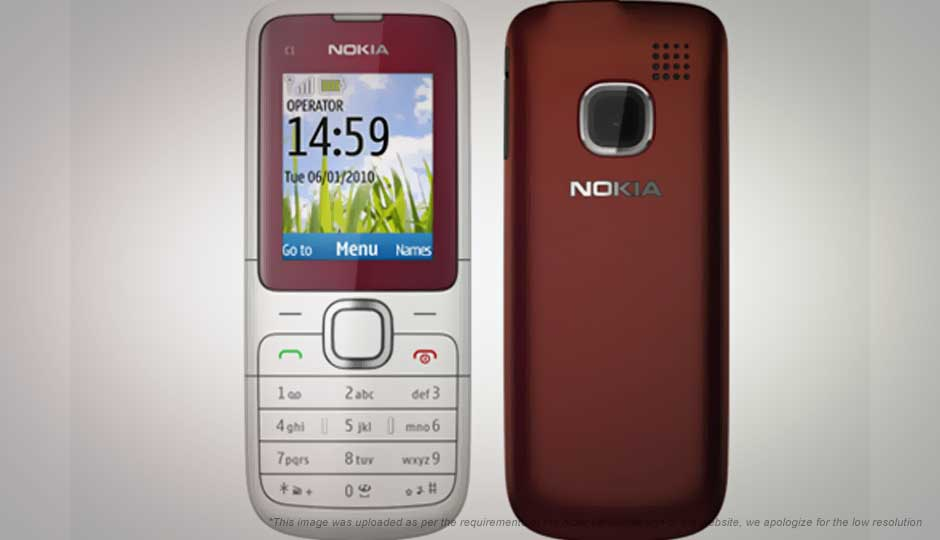 Nokia C1-01 Price in India, Specification, Features | Digit.in
