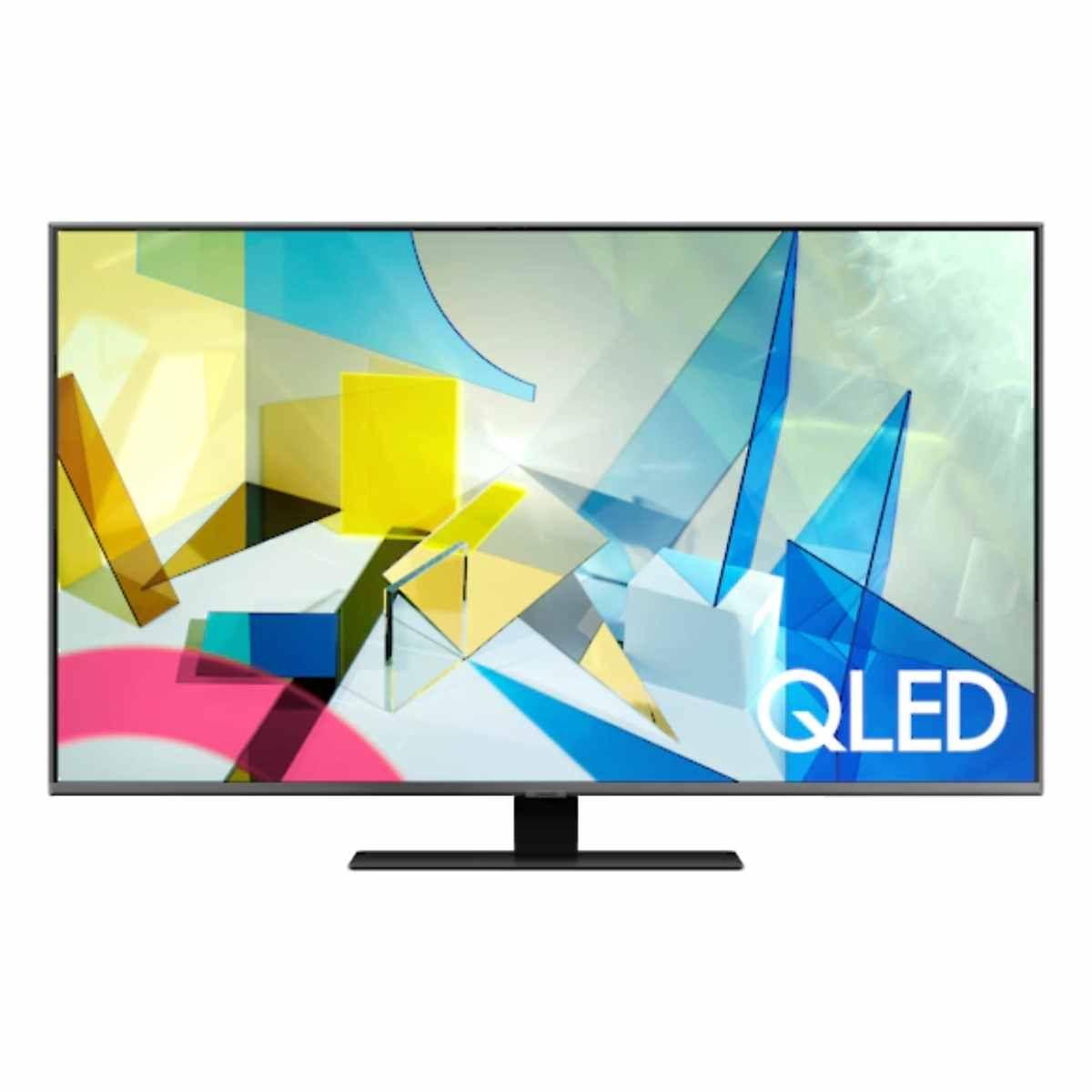 Samsung 49 inches 4K Smart QLED TV (QA49Q80TAKXXL)
