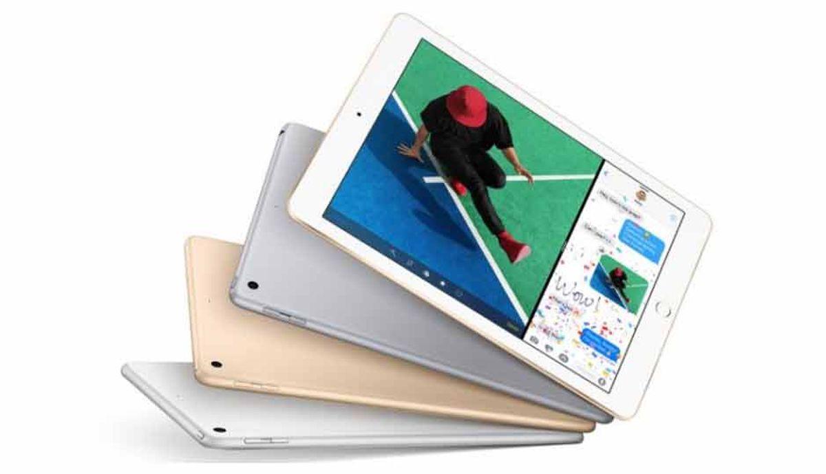ஆப்பிள் iPad 2017 WiFi and Cellular
