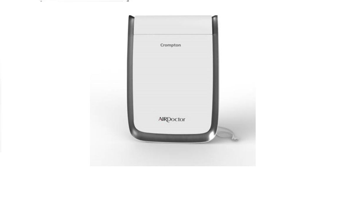 Crompton Air Doctor Portable Room Air Purifier