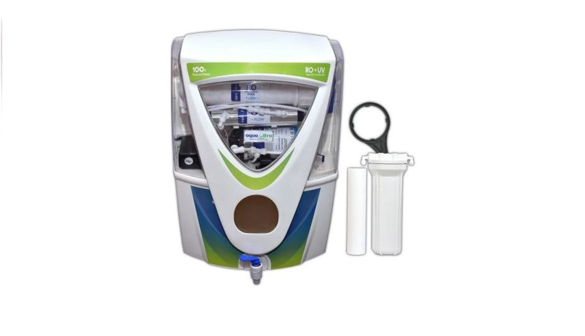 AQUAULTRA 17L Sumo RO+11W UV(OSRAM, Made In Italy) +B12+TDS Contoller 17 L RO Water Purifier