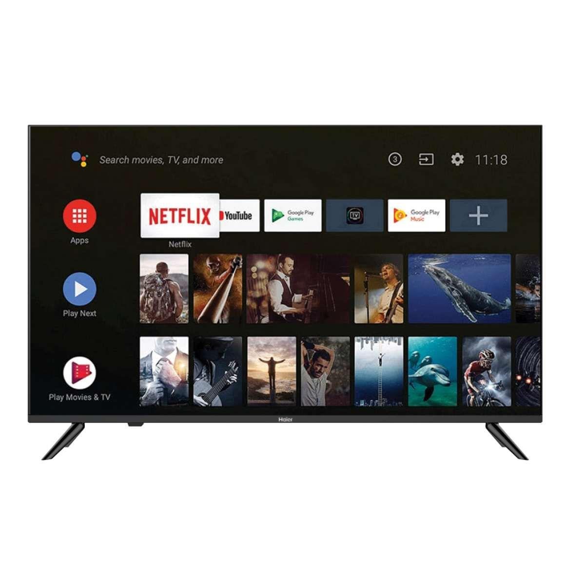 ಹೈಯರ್ 65 ಇಂಚು Ultra HD 4K LED Smart TV (LE65K6600HQGA)