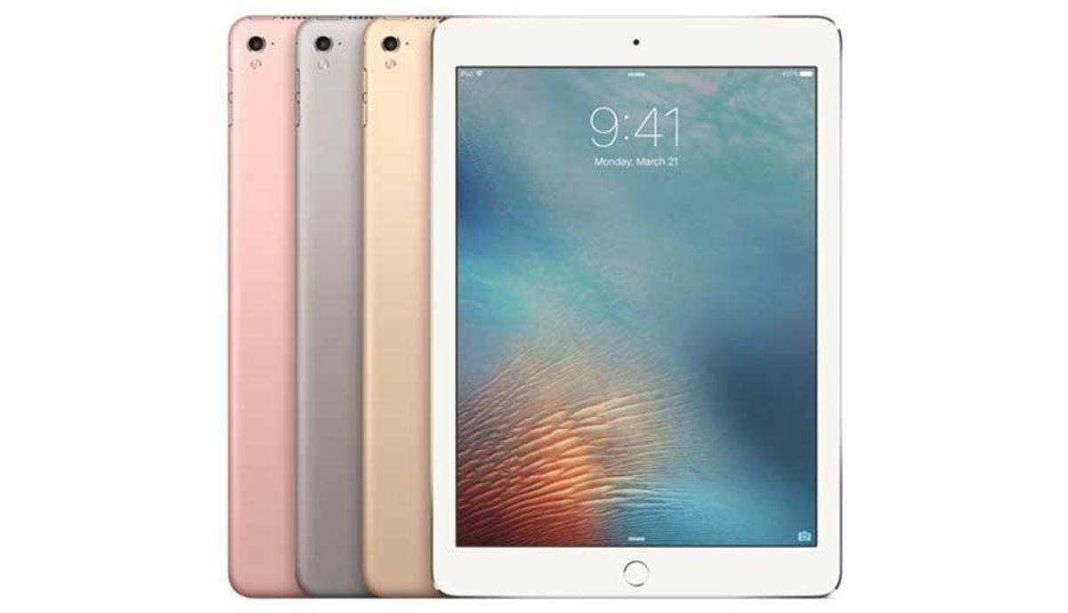 యాపిల్ iPad Pro 9.7 WiFi and Cellular