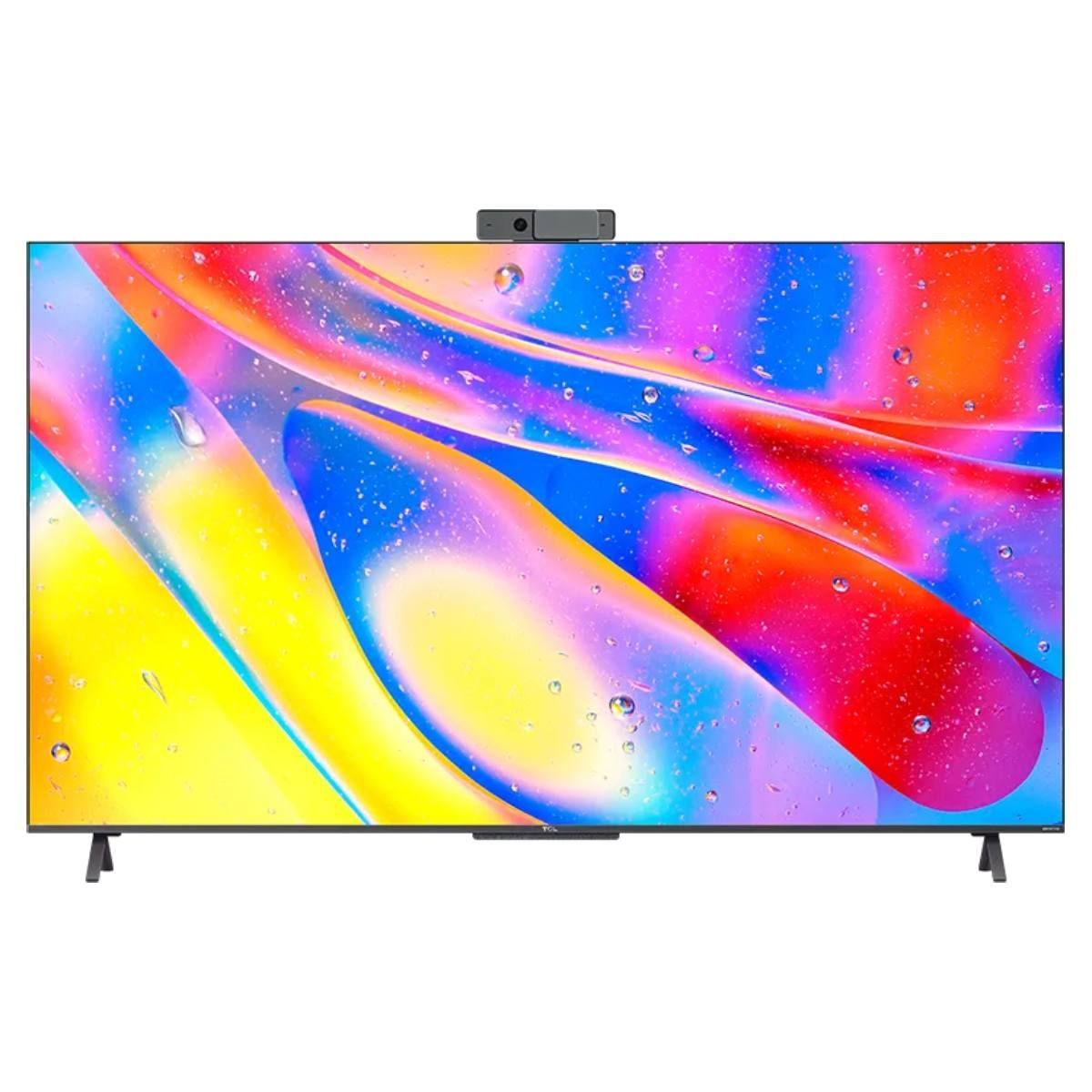 ಟಿಸಿಎಲ್ ವೀಡಿಯೊ Call C725 50-Inch 4K QLED TV
