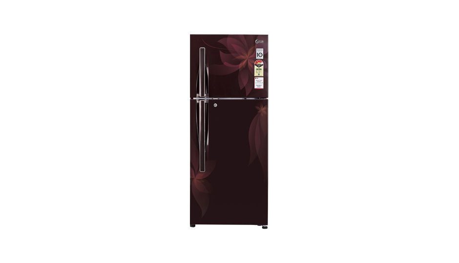 Lg Gl M292ratl 258 L Double Door Refrigerator Price In