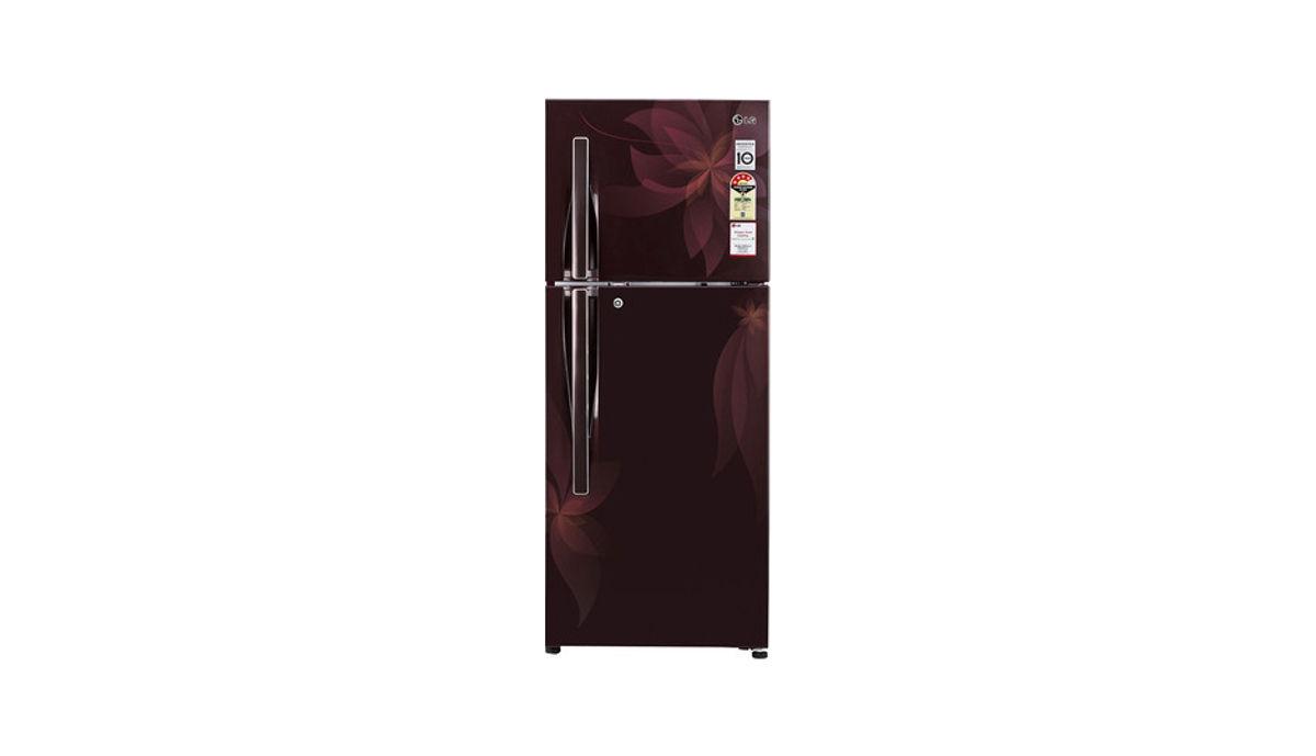 एलजी GL-M292RATL 258 L Double Door रेफ़्रिजरेटर