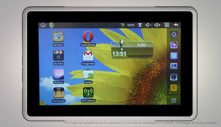 micromax funbook infinity software