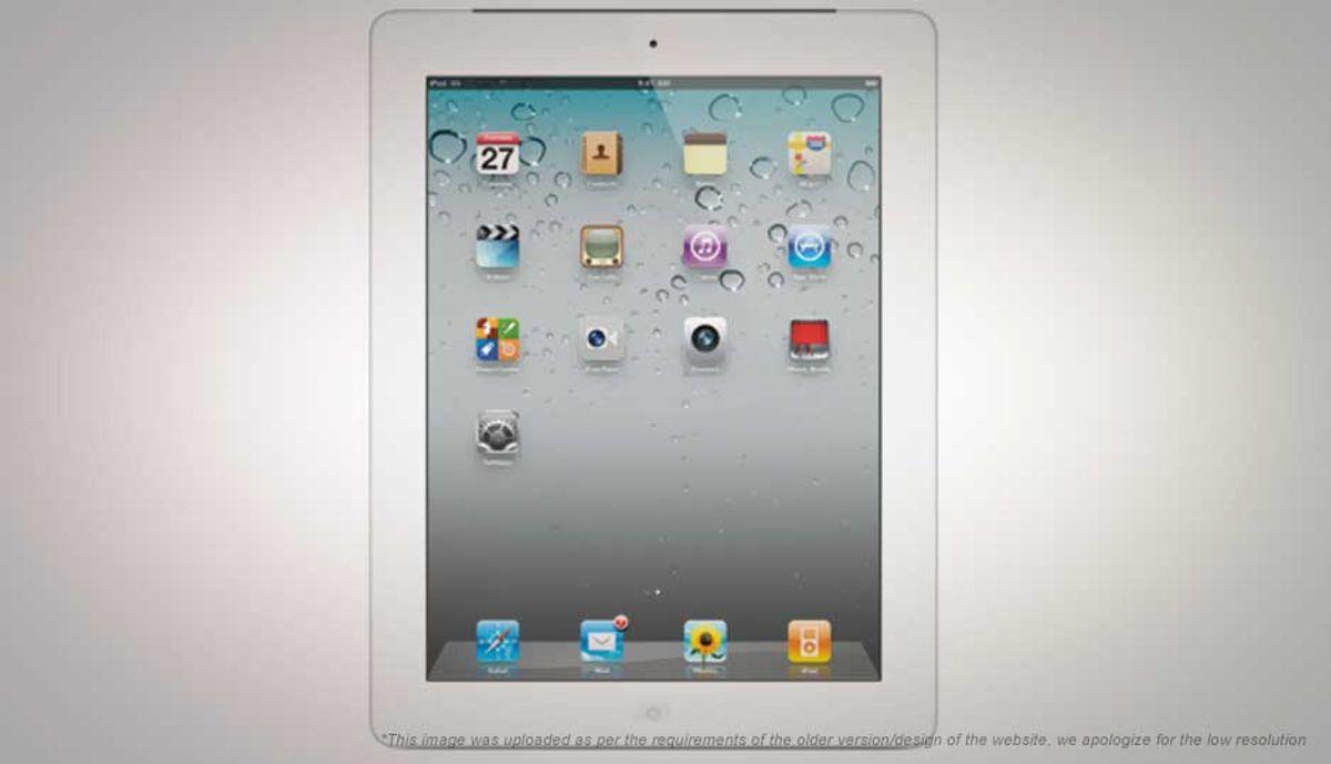 ஆப்பிள் iPad 2 16GB Wi-Fi and 3G