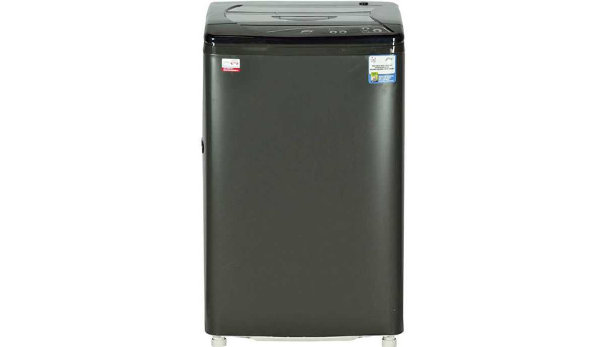 गोदरेज 6.2  Fully Automatic महत्त्वाचे Load Washing Machine Grey (WT 620 CFS)