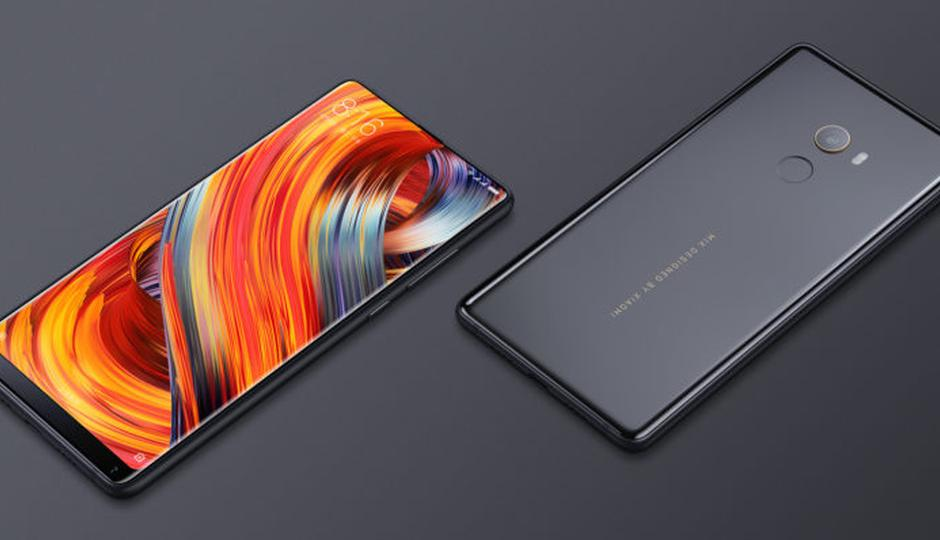 Xiaomi Mi Mix 2s 64GB Price in India, Specification ...
