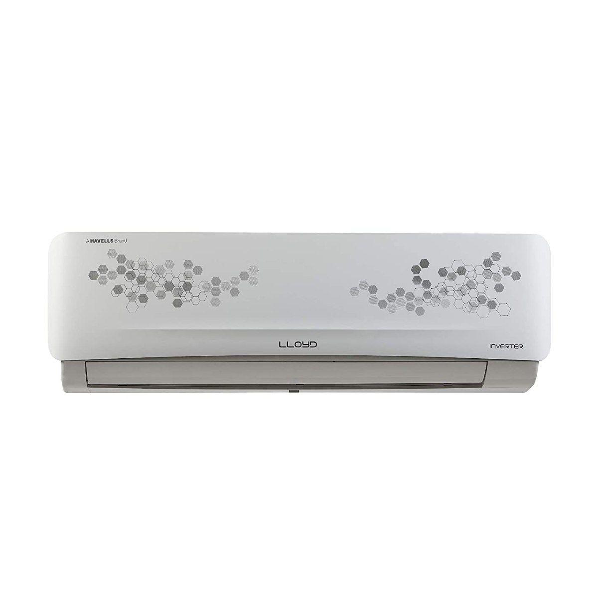 लोईड 1.0 Ton 3 Star Inverter Split AC (2021,GLS12I36WRBP)