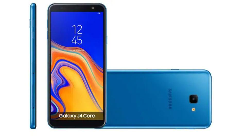 Samsung Galaxy J4 Core Price In India Specification Features