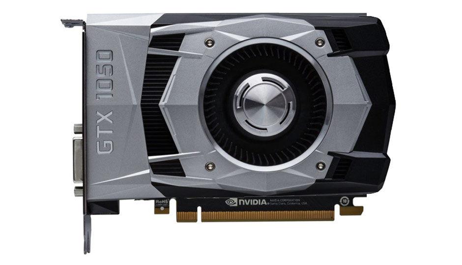 NVIDIA GeForce GTX 1050 Ti