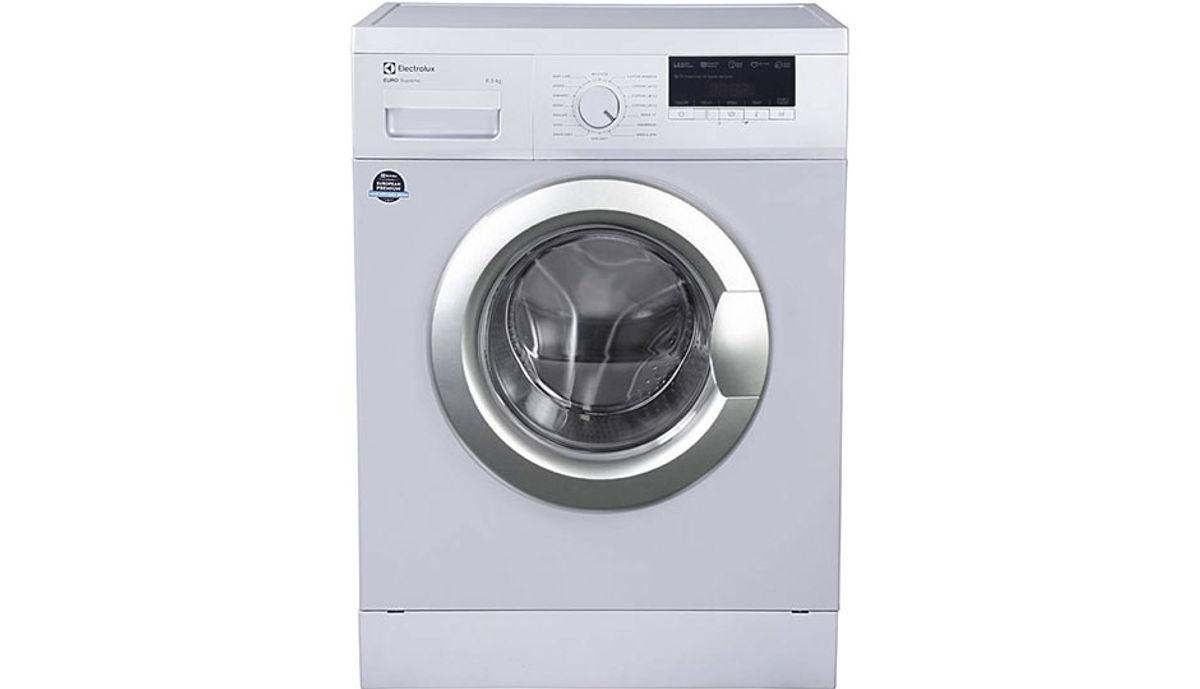 एलेक्ट्रोलक्स 6.5  Fully Automatic Front Load Washing Machine Silver (EF65SPSL)