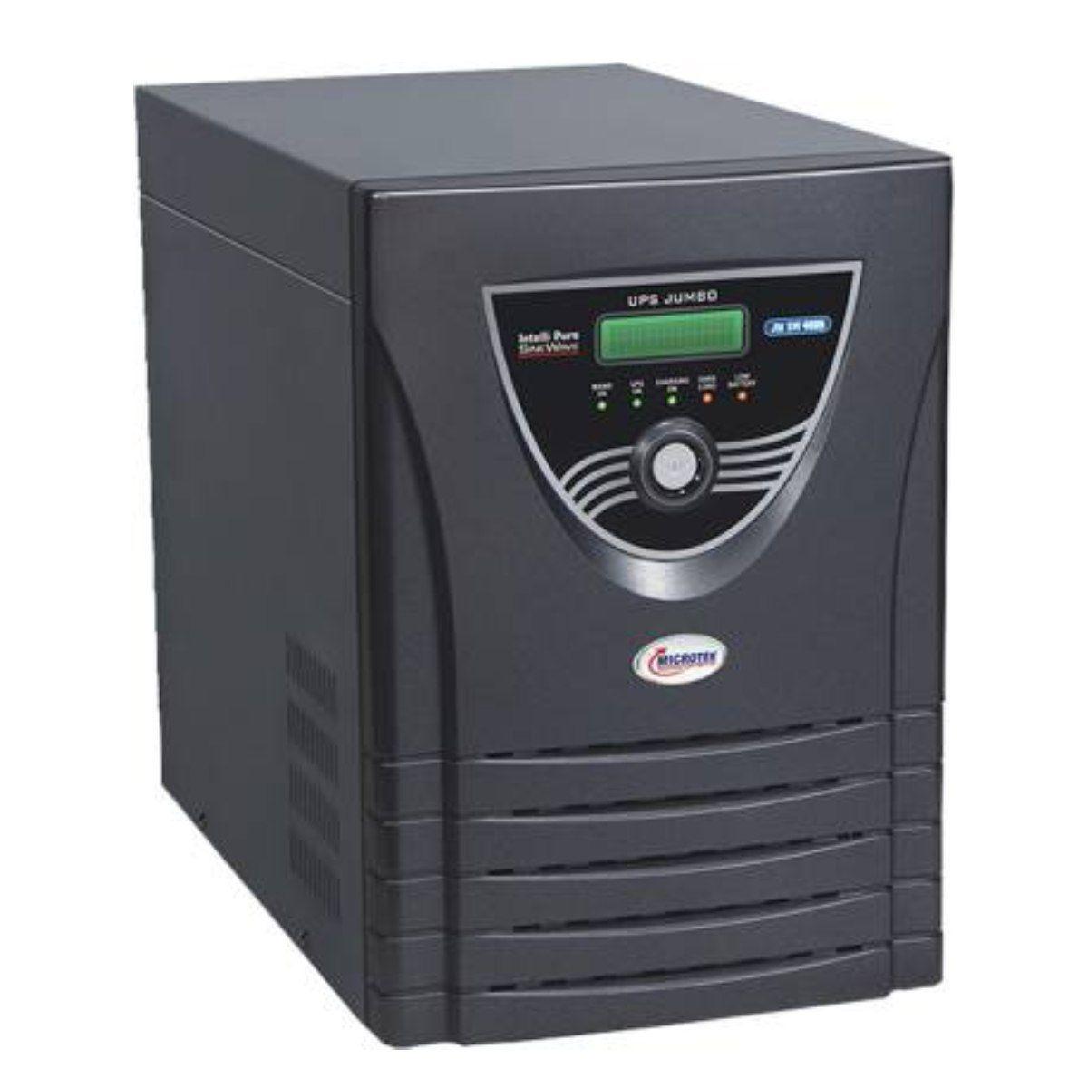 Microtek UPS JM SW 4000 Pure Sine Wave Inverter
