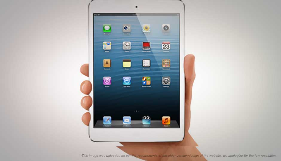 Apple Ipad Mini 16gb Wifi Price In India Specification Features